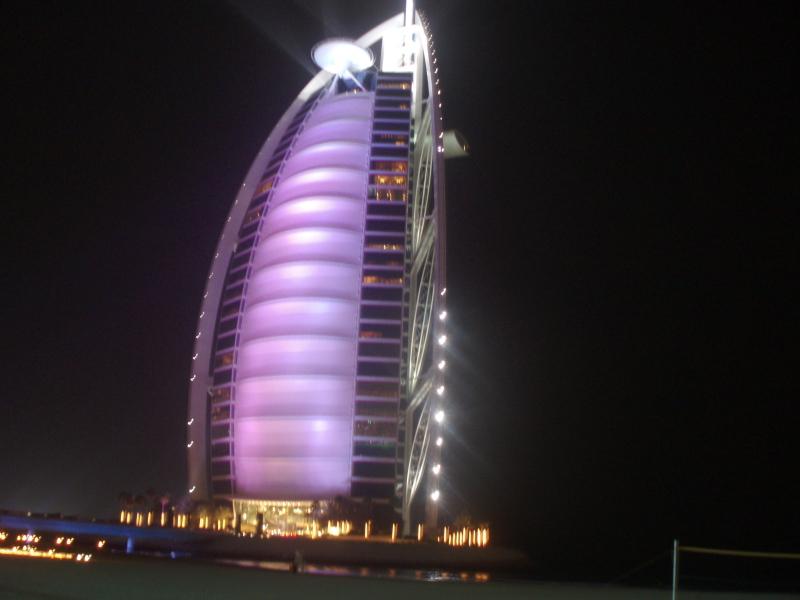 Dubai lusso extra e modernit crociera ndo for Burj al arab per night