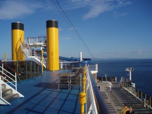 Costa Atlantica: semplicemente unica…