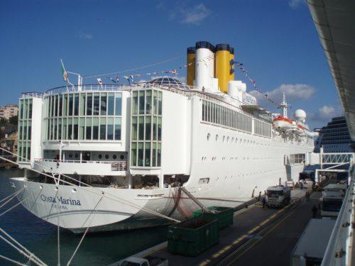Costa Marina: intimità stile yacht!