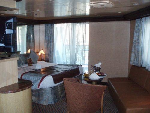 Costa Deliziosa: panoramica cabine e suites.