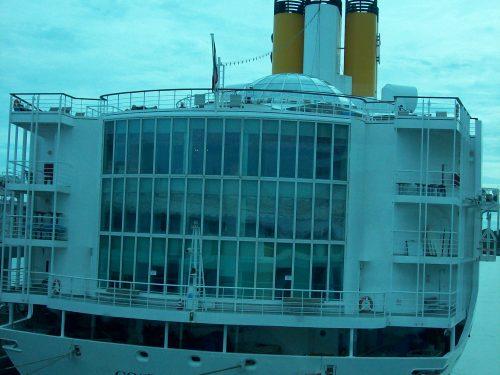 Costa Allegra: in diretta dalla nave!
