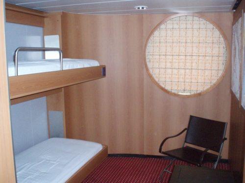 Costa Allegra: la spaziosa Gran Suite…