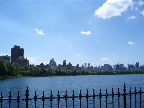 Central Park: polmone verde a New York!
