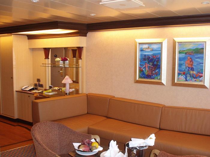 Costa favolosa panoramica cabine e suites crociera ndo for Costa favolosa ponti