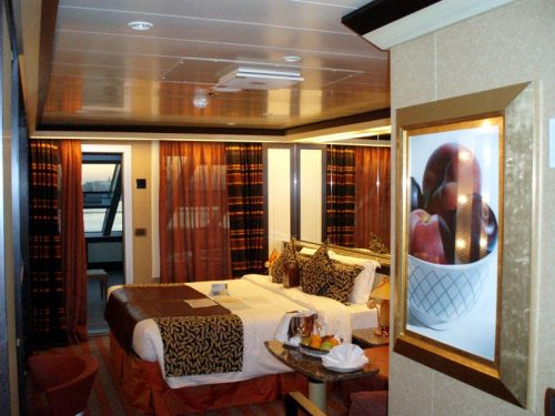 Benessere…a 5 stelle! Luxury on board!