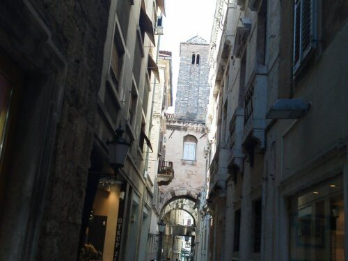 Split…semplicemente Spalato-Croazia