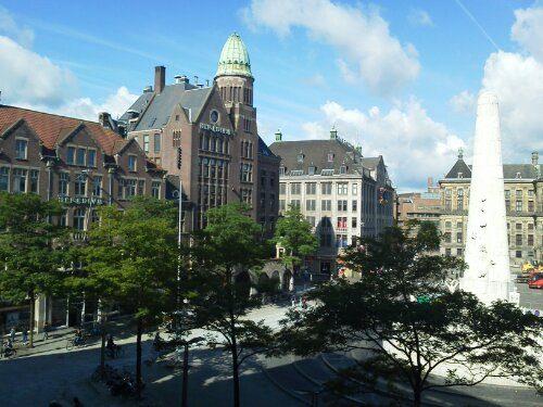 Buongiorno Amsterdam!