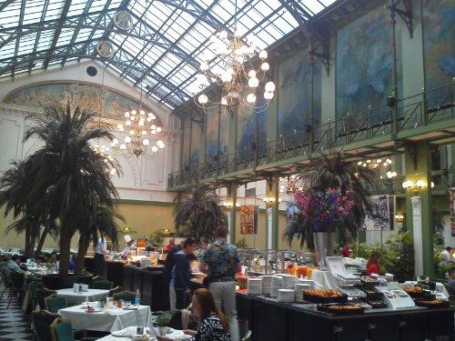 Grand hotel krasnapolsky nh hoteles crociera ndo for Hotel a amsterdam economici