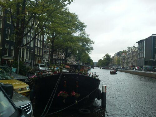 Amsterdam…infinitamente Amsterdam!