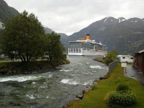 Geirangerfjord:destinazione paradiso!