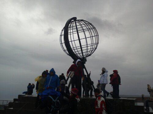 Capo Nord: ai confini del mondo!