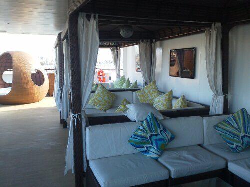 Navigando verso…Malaga con Costa neoRomantica!