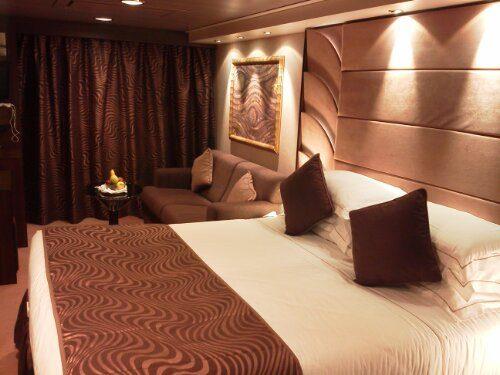 MSC Divina: l'esclusivo MSC Yacht Club!